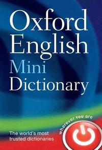 bokomslag Oxford English Mini Dictionary