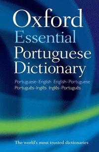 bokomslag Oxford Essential Portuguese Dictionary