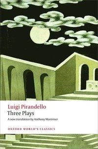 bokomslag Three Plays