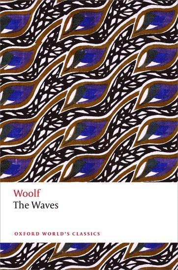 bokomslag The Waves
