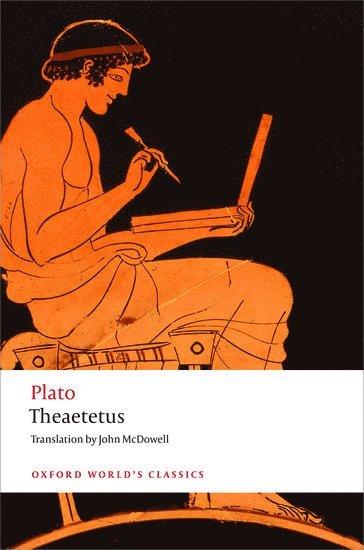 bokomslag Theaetetus