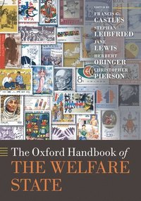 bokomslag The Oxford Handbook of the Welfare State