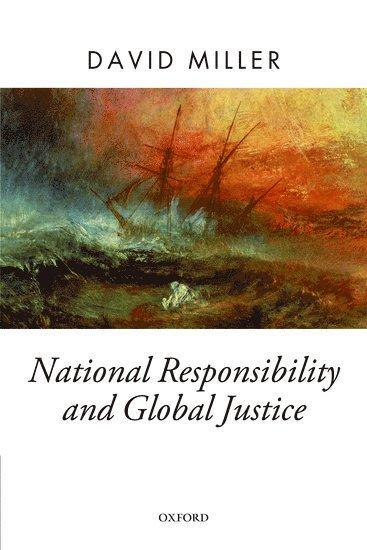 bokomslag National Responsibility and Global Justice