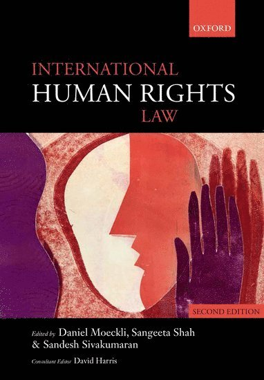 bokomslag International Human Rights Law