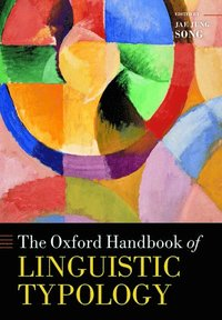 bokomslag The Oxford Handbook of Linguistic Typology