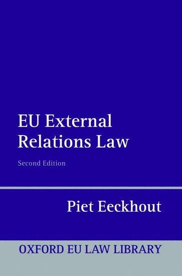 bokomslag EU External Relations Law