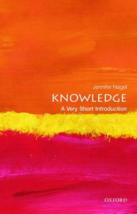 bokomslag Knowledge: A Very Short Introduction