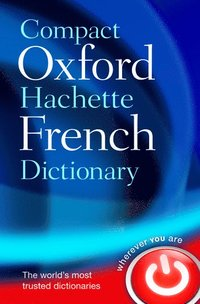 bokomslag Compact Oxford-Hachette French Dictionary