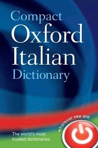 bokomslag Compact oxford italian dictionary