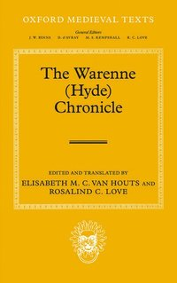 bokomslag The Warenne (Hyde) Chronicle