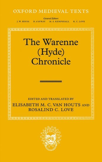 The Warenne (Hyde) Chronicle 1