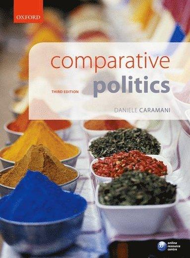 bokomslag Comparative Politics
