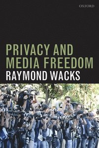 bokomslag Privacy and Media Freedom