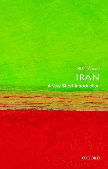 bokomslag Iran: A Very Short Introduction