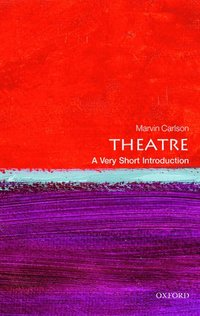 bokomslag Theatre: A Very Short Introduction