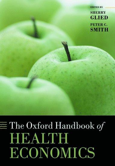 The Oxford Handbook of Health Economics 1