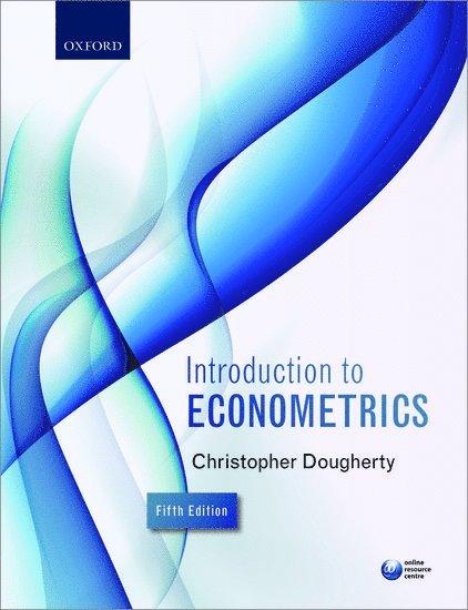 Introduction to econometrics 1