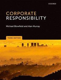bokomslag Corporate Responsibility