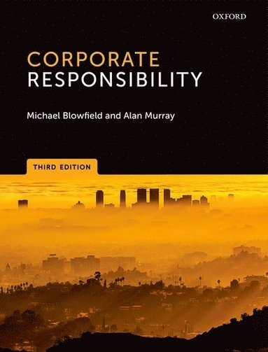 bokomslag Corporate Responsibility