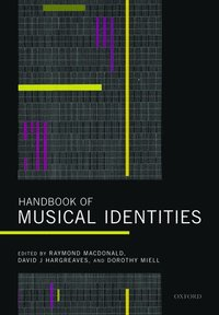 bokomslag Handbook of Musical Identities