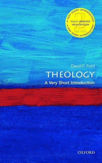 bokomslag Theology: A Very Short Introduction