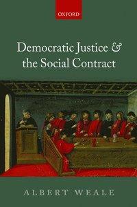 bokomslag Democratic Justice and the Social Contract