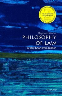 bokomslag Philosophy of Law: A Very Short Introduction