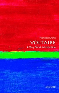 bokomslag Voltaire: A Very Short Introduction
