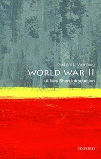bokomslag World War II: A Very Short Introduction