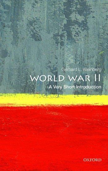 bokomslag World War II: A Very Short Introduction