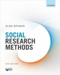 bokomslag Social Research Methods
