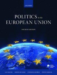 bokomslag Politics in the European Union