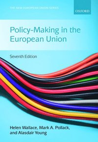 bokomslag Policy-making in the european union
