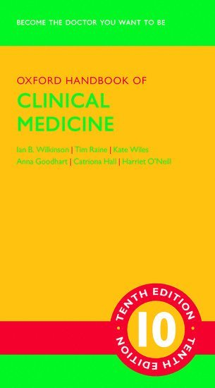 bokomslag Oxford Handbook of Clinical Medicine