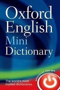 bokomslag Oxford English Mini Dictionary