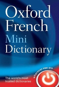 bokomslag Oxford French Mini Dictionary