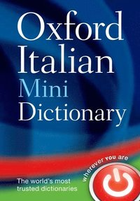 bokomslag Oxford italian mini dictionary