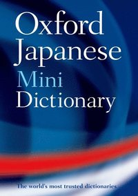 bokomslag Oxford japanese mini dictionary