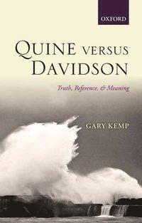 bokomslag Quine versus Davidson