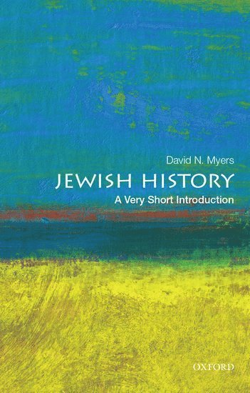 bokomslag Jewish History: A Very Short Introduction