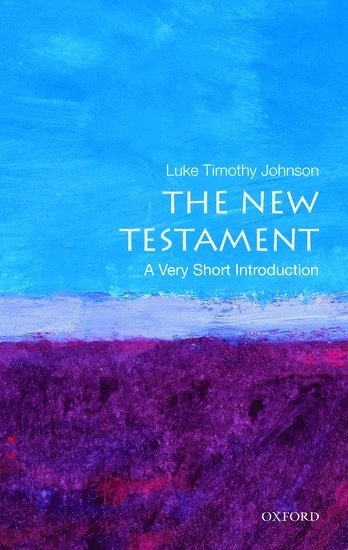 bokomslag The New Testament: A Very Short Introduction