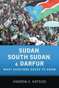 bokomslag Sudan, South Sudan, and Darfur: What Everyone Needs to Know(r)