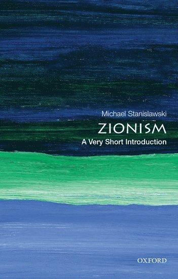 bokomslag Zionism: A Very Short Introduction