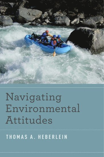 bokomslag Navigating Environmental Attitudes