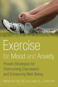bokomslag Exercise for Mood and Anxiety