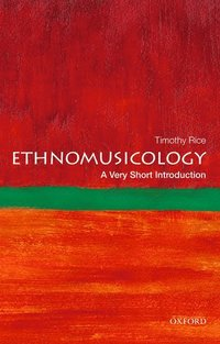 bokomslag Ethnomusicology: a very short introduction