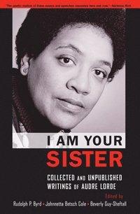 bokomslag I Am Your Sister