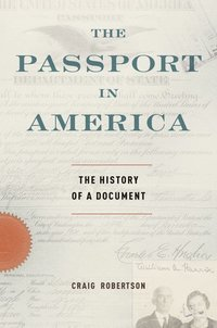 bokomslag The Passport in America