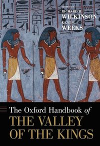 bokomslag The Oxford Handbook of the Valley of the Kings