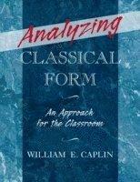 bokomslag Analyzing Classical Form